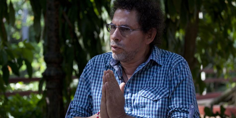 Gobernador Luis Pérez recibirá este domingo el armamento que entregue 'Pastor Alape'