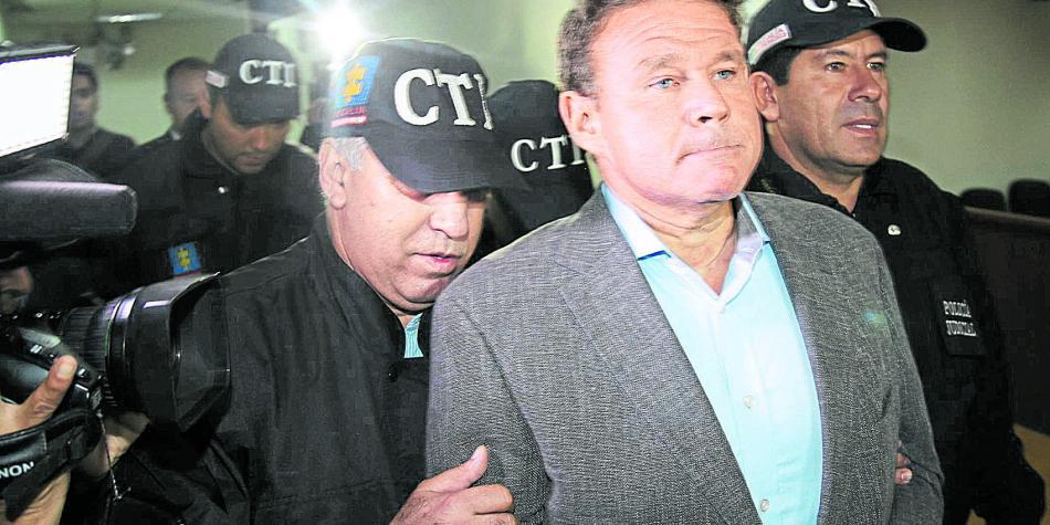 Otto Bula niega nexos con el fiscal Rodrigo Aldana