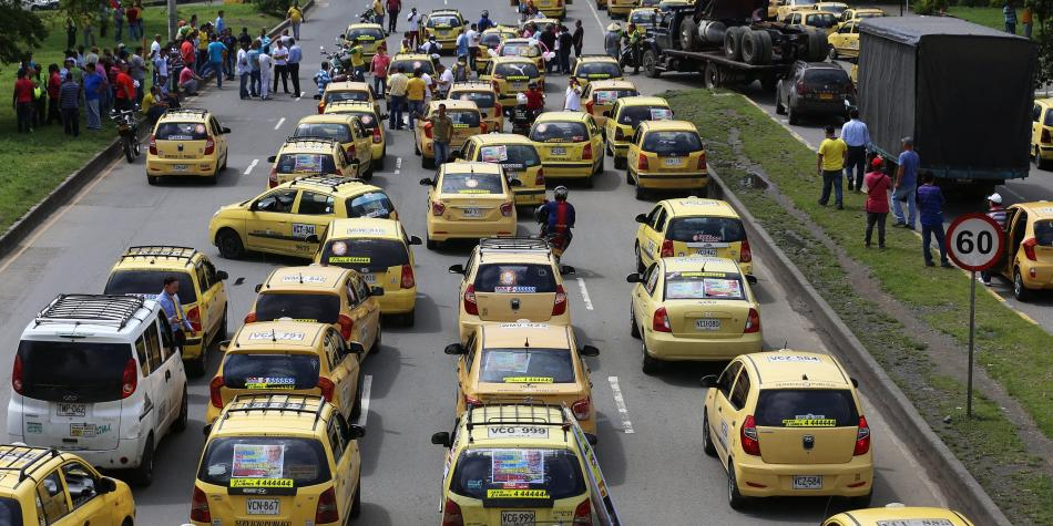Paro taxistas