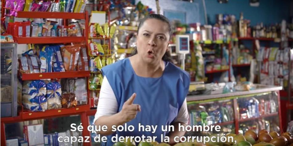 Netflix parodia a un político argentino — FrankLoHizo