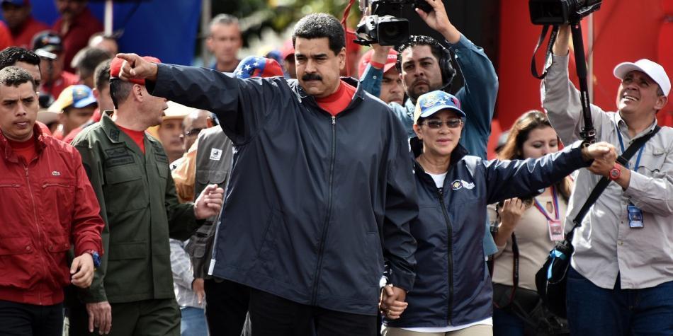 Oposición venezolana realiza nuevo