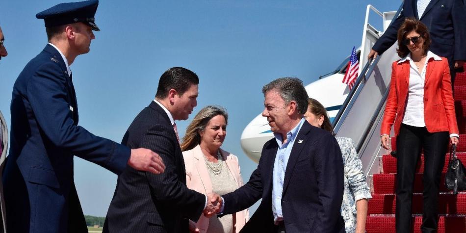 Donald Trump visitaría Colombia en noviembre próximo