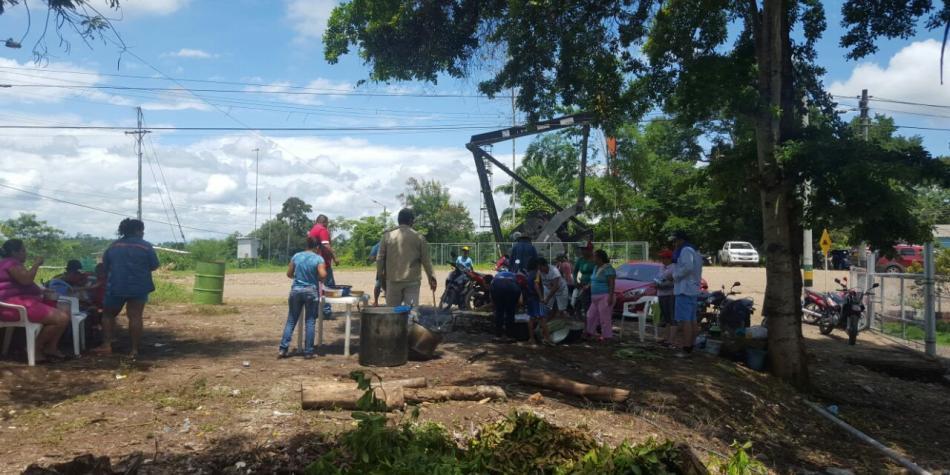 Sabotajes a campo La Cira dejan pérdidas de 11.000 barriles diarios