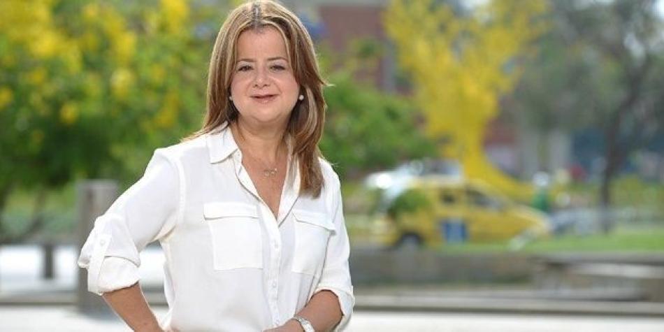 Elsa Noguera presenta su candidatura a la Gobernación del Atlántico