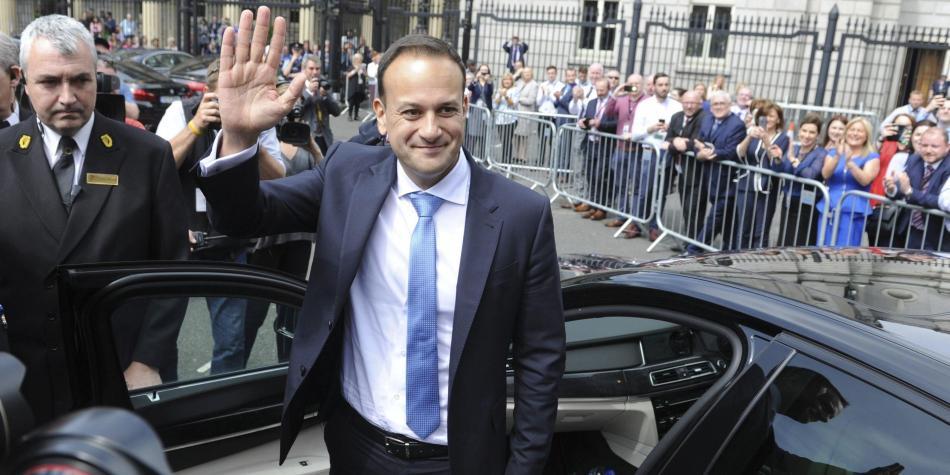 Parlamento de Irlanda elige a Leo Varadkar como primer ministro — AVANCE