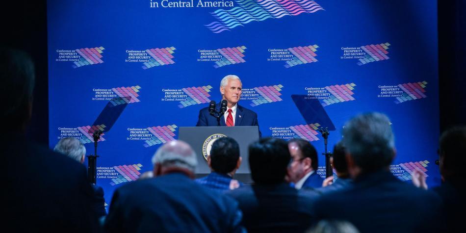 Mike Pence, vicepresidente de Estados Unidos, confirmó su visita a Colombia