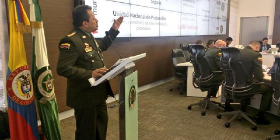 Vicepresidente acompaña lanzamiento de Cuerpo Elite para la Paz