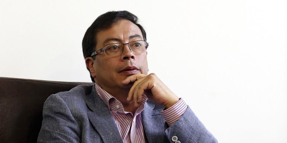 Imputan cargos a Gustavo Petro por recompra de acciones de TGI
