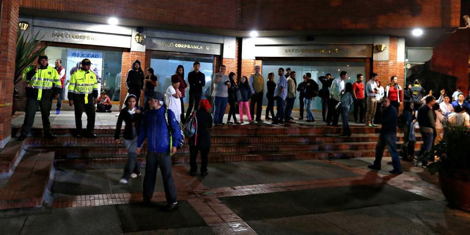 El Gobierno colombiano investiga tres hipótesis sobre atentado en Bogotá