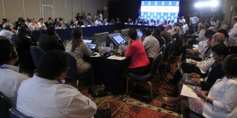 OEA no logra votos suficientes para hacer declaración sobre Venezuela