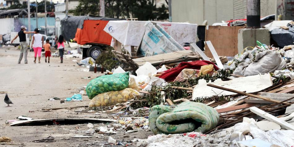 Camiones de la basura ya no llegarían hasta el relleno Doña Juana