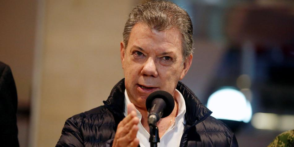 Condena Peña Nieto ataque ocurrido en centro comercial de Bogotá, Colombia