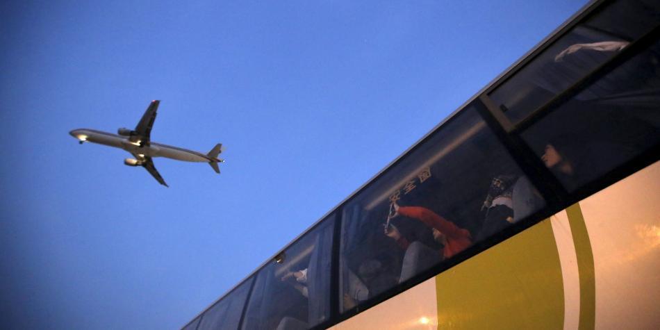 Se estrella un avión que iba a Nairobi con 157 personas a bordo