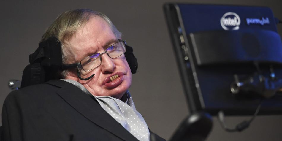 Adiós a un grande: falleció Stephen Hawking