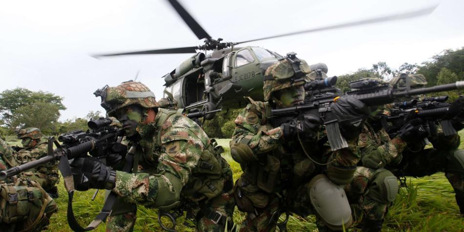 Denuncian que el Ejército colombiano busca duplicar 'dados de baja'