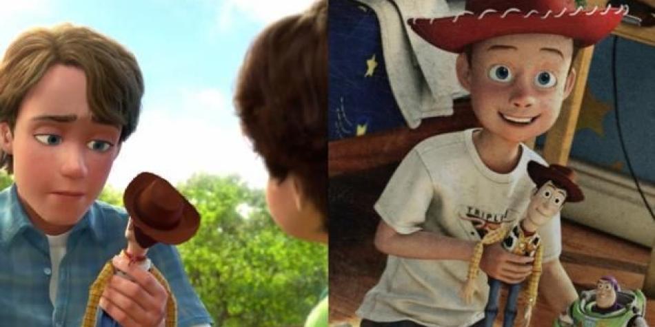 Escritor responde a supuesta historia sobre el padre de Andy — Toy Story