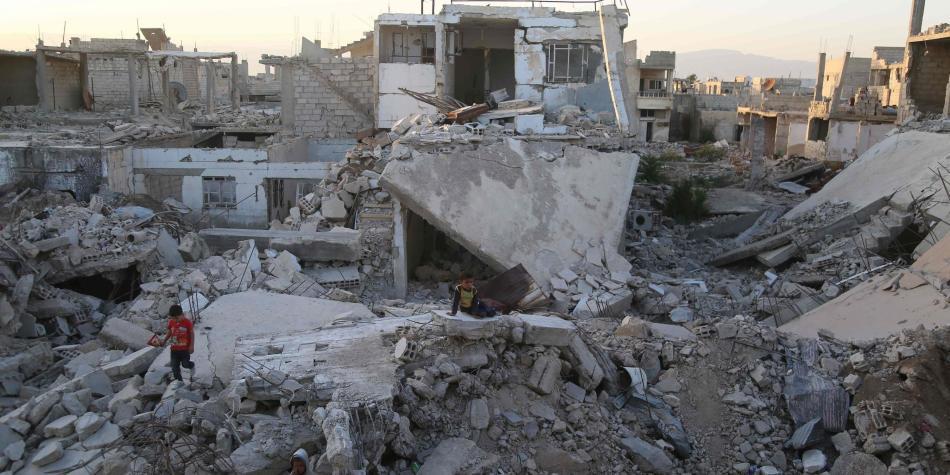 Un ataque con coche bomba deja muertos y heridos en Damasco