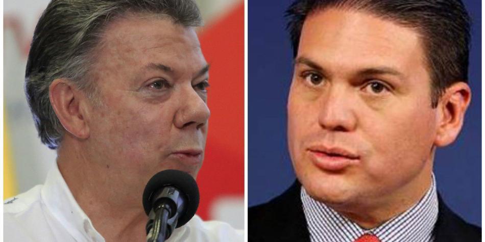 Rechaza presidente Juan Manuel Santos críticas a proceso de paz en Colombia