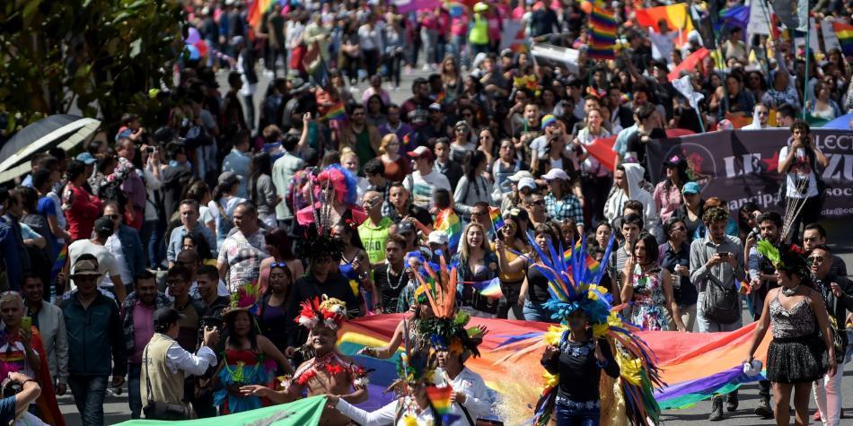 Marcha del orgullo LGTBI: este será el recorrido de la movilización [MAPA]