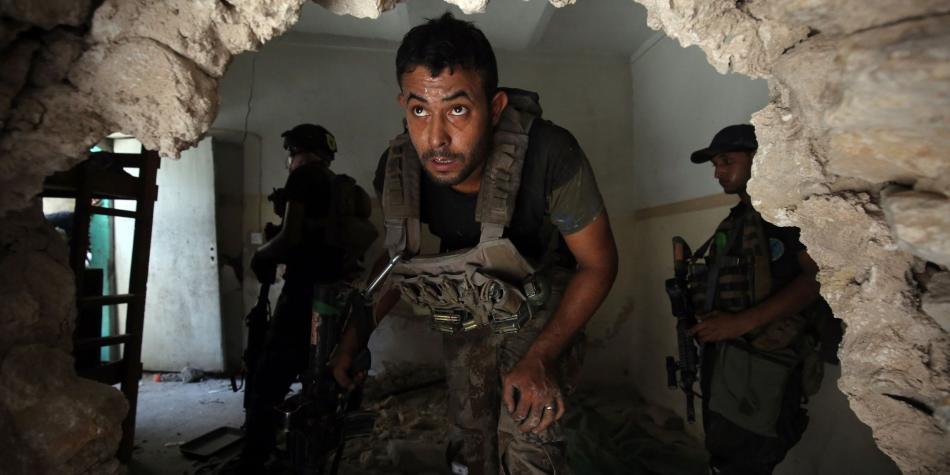 Siria: el Estado Islámico lanzó un contraataque y recuperó territorio