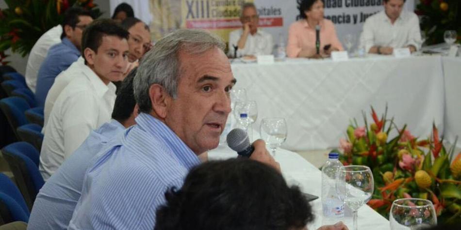 Capturaron al secretario de Seguridad de Medellín — AUDIOS