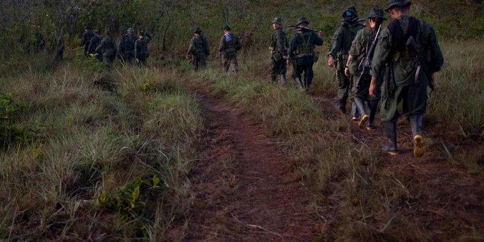 ONU revela que se han extraído 105 caletas de las Farc