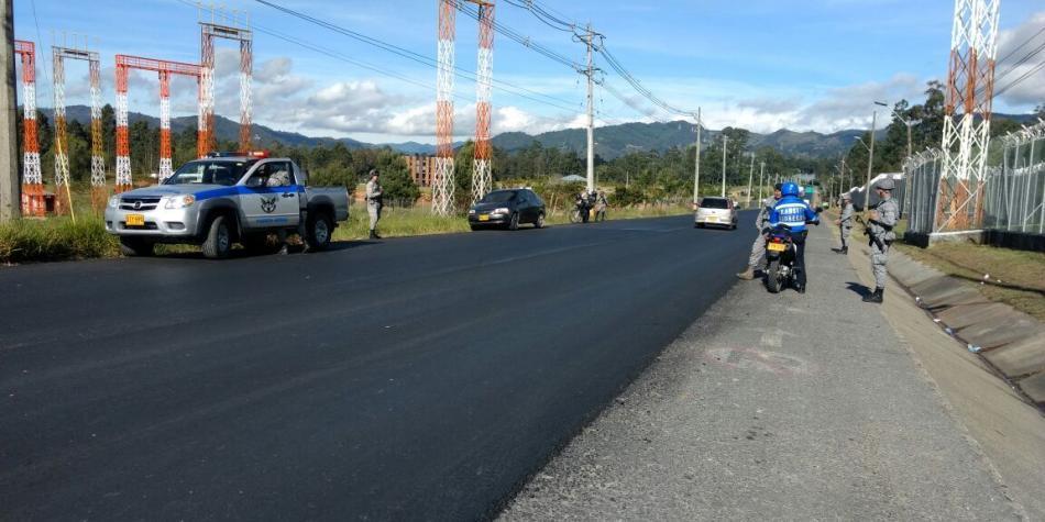 Vuelve operación en aeropuerto de Rionegro tras sospecha de explosivos