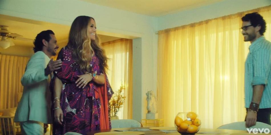 YouTube: Marc Antony aparece junto a Jennifer Lopez en videoclip