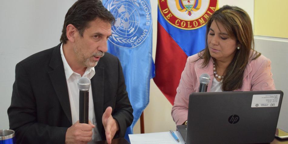 Detención de miembros de la FARC-EP socava proceso de reincorporacion