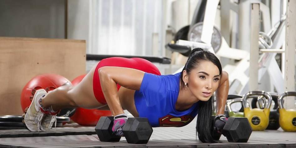 Murió modelo atacada en gimnasio de Santander de Quilichao