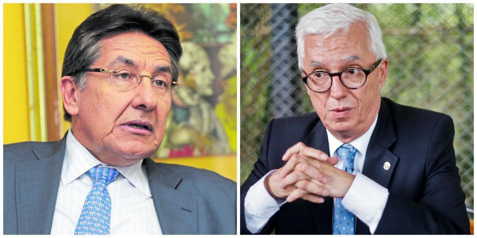 Senador Robledo y fiscal Martínez conciliaron por caso Odebrecht
