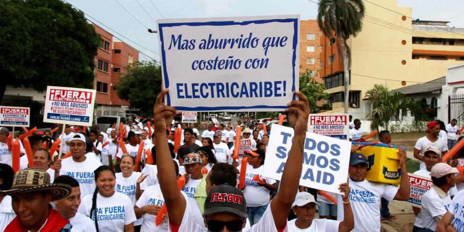 COLOMBIA: Contraloría denuncia desfalco de Electricaribe por más de $78.500 millones