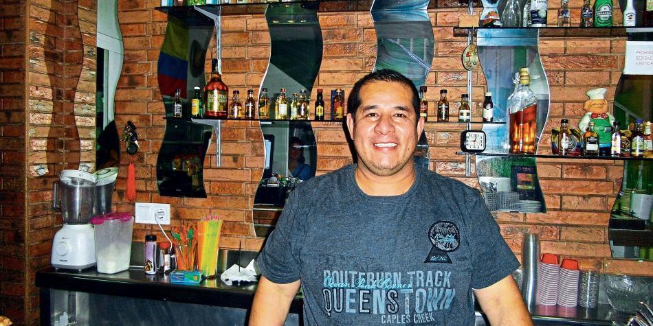 Aluche el picante de los colombianos en madrid europa - Restaurante colombianos en madrid ...