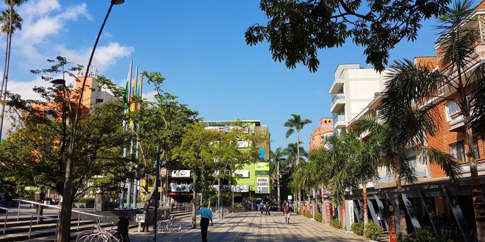 Parque de Envigado