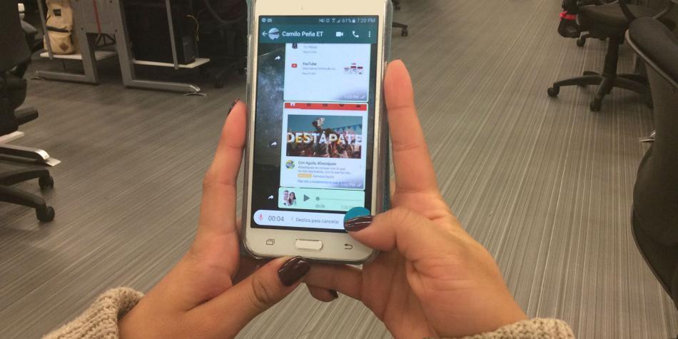 WhatsApp mejorará su sistema de envío de mensajes