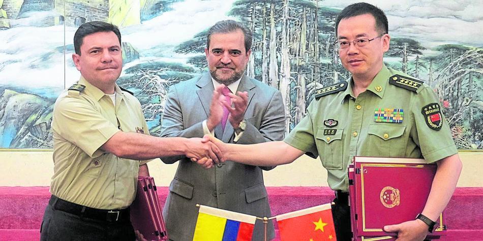 Colombia y China firman acuerdo de cooperación - Gobierno - Política -  ELTIEMPO.COM