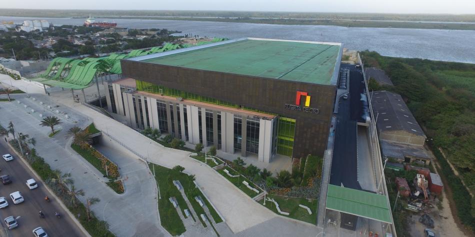 Barranquilla la entrada de eventos a la regin