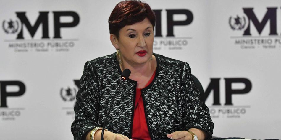 Corte de Guatemala rechaza candidatura presidencial de exfiscal Aldana