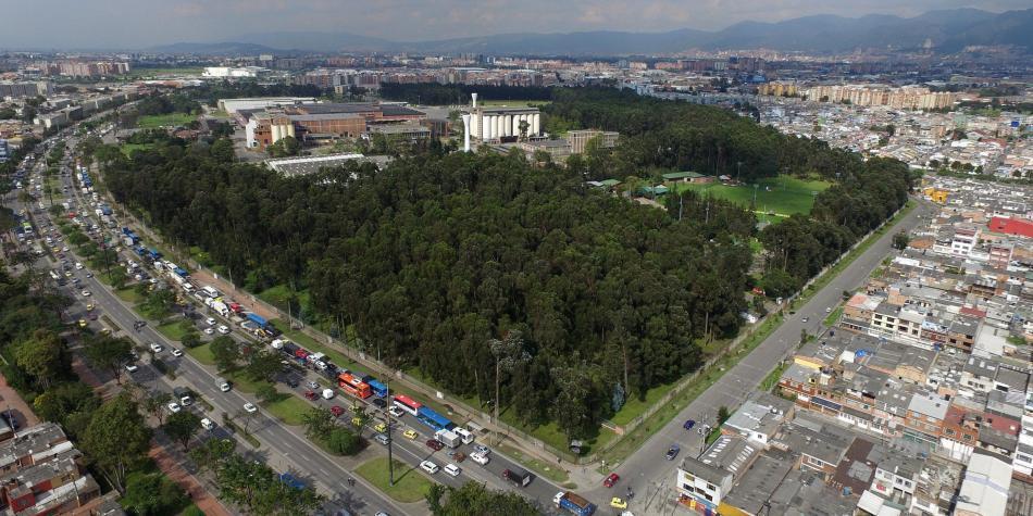 Renovacion Urbana Plan Parcial Fabrica Bavaria De Bogota Sectores