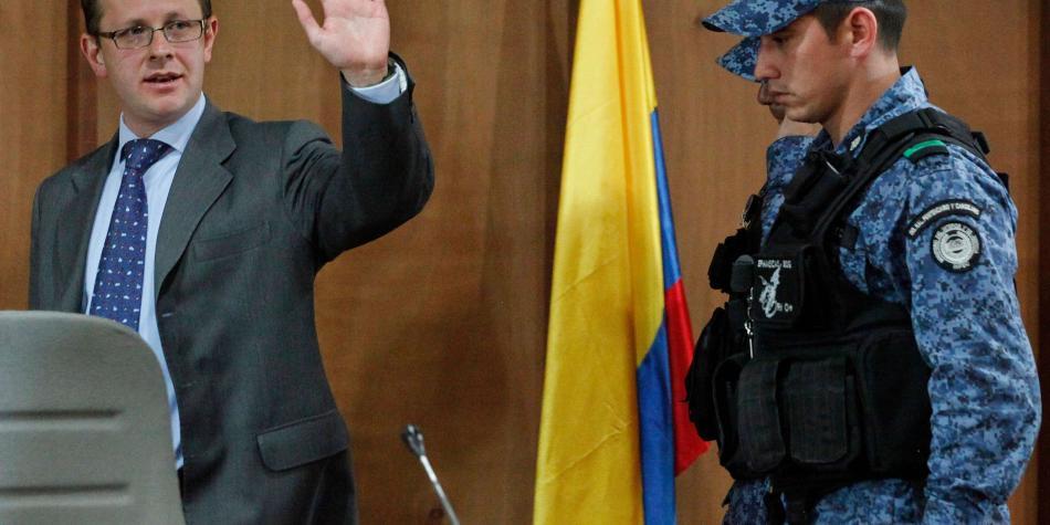 Extradición de Arias enciende debate sobre doble instancia retroactiva