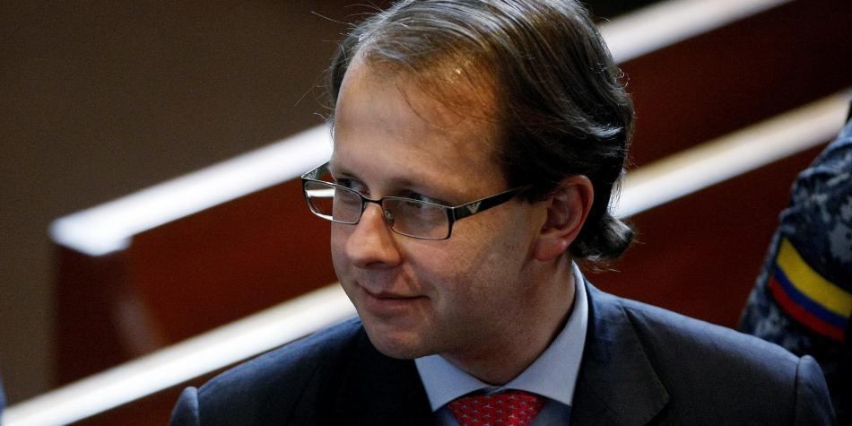 Andrés Felipe Arias y su escándalo de Agro Ingreso Seguro, en fotos