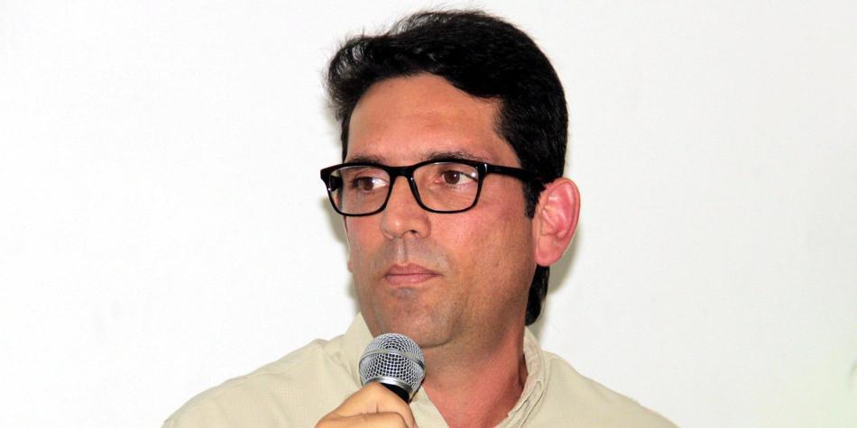 Juan Guillermo Zuluaga, ministro de Agricultura