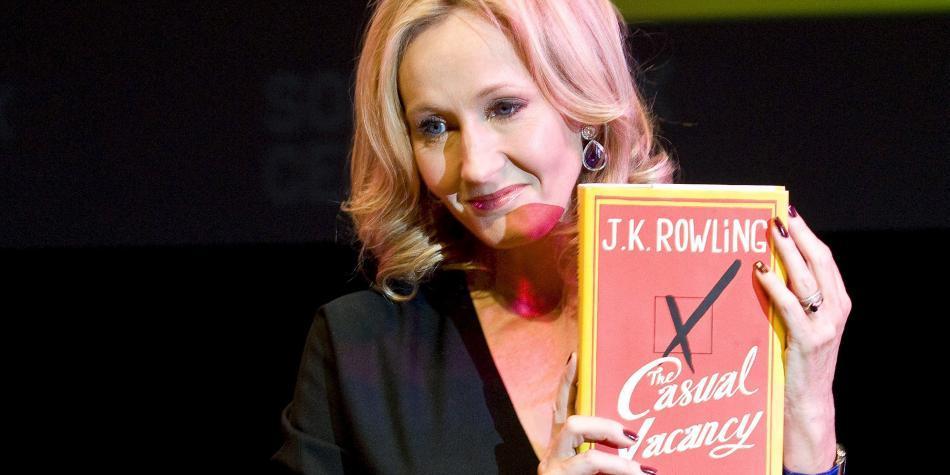 J.K. Rowling anuncia nuevo libro para 'niños confinados' y es gratuito