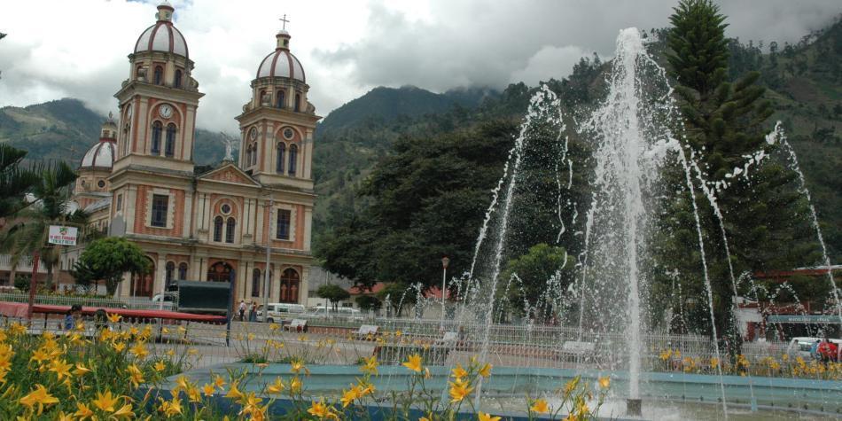 En Cajamarca piden empleo en las obras del túnel de La Línea