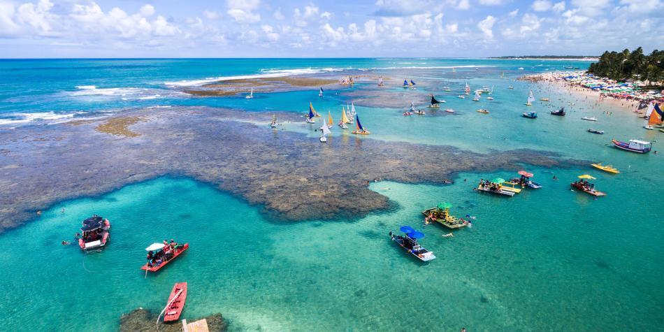 Recife, otra cara de Brasil