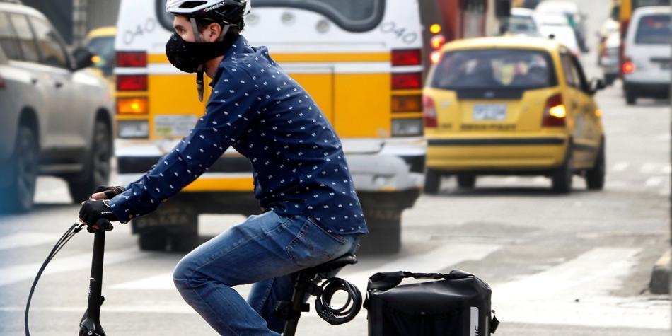 Cinco claves para cuidarse de la polución urbana