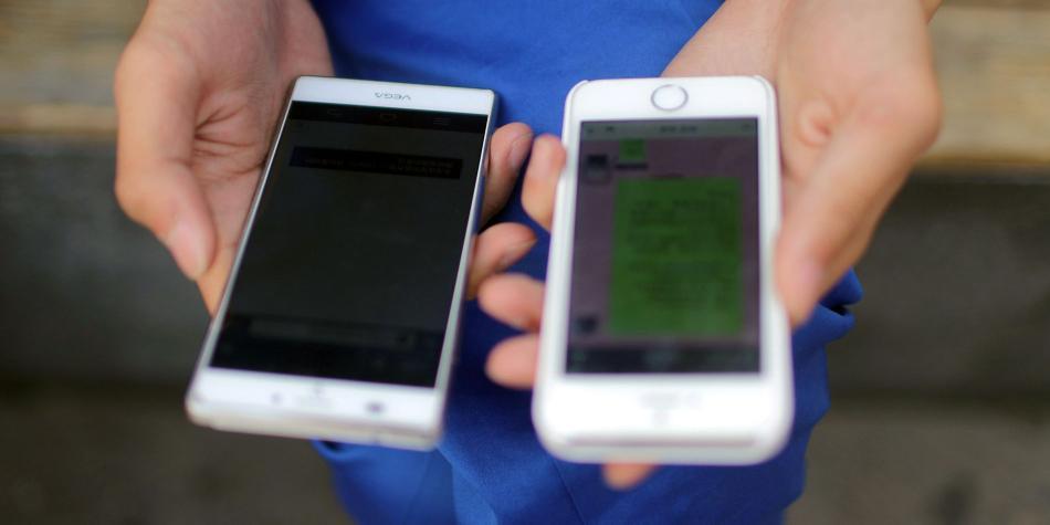 Componentes de celulares