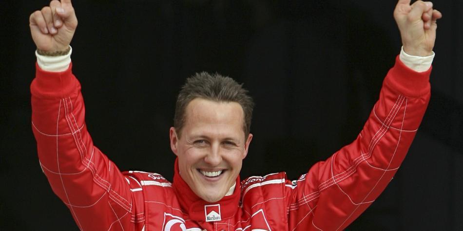 ¡Rompió el silencio! Esposa de Schumacher habla del piloto