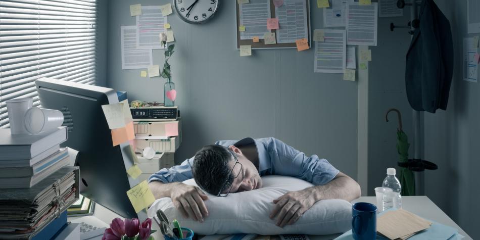 consecuencias dormir poco y mal