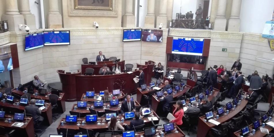 Debate Jep en el Senado